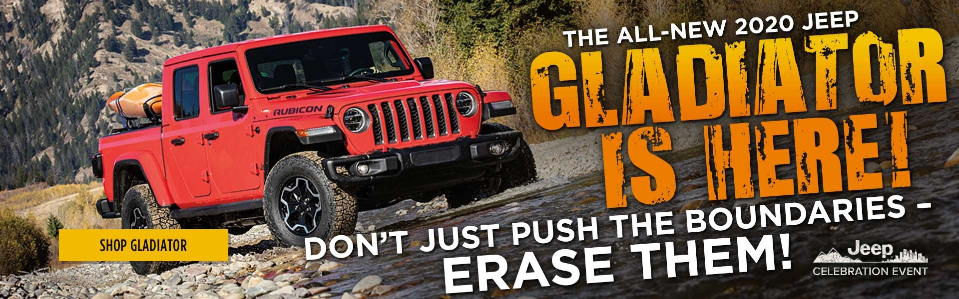 All New 2020 Jeep Gladiator Is Here