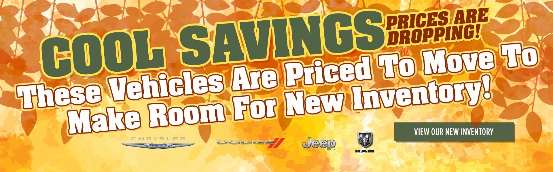Cool Savings