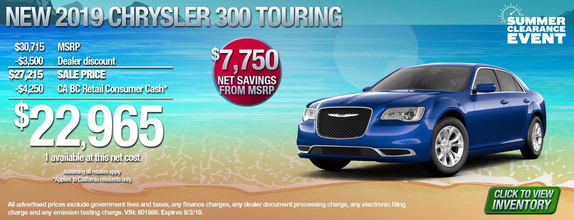 Jeep Chrysler Dodge Ram FIAT of Ontario | New & Used Car Dealership