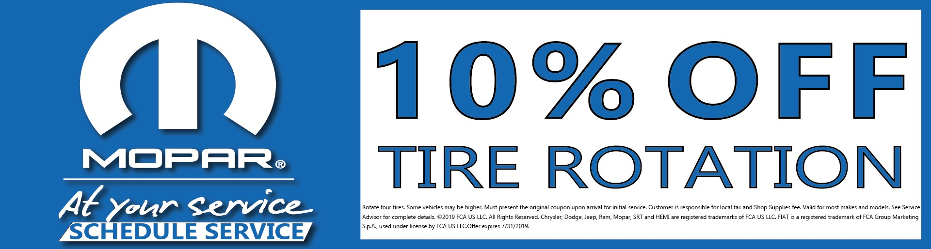 10 Off Tire Rotation