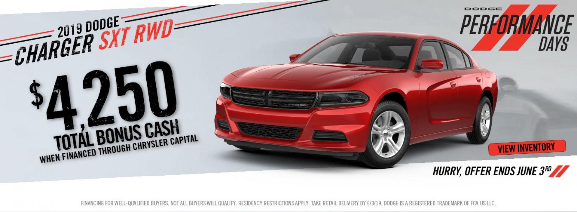 Non-TX Dodge Charger Rev 5.15