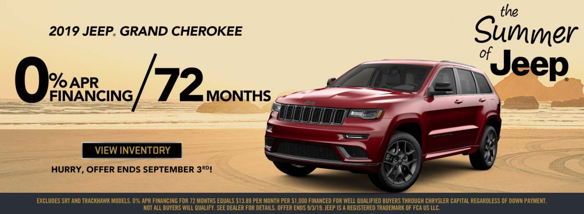All Markets Jeep Grand Cherokee