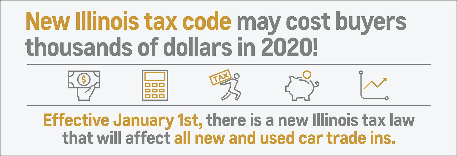 New Illinois tax code may cost buyers thousands of dollars in 2020 - Yellow
