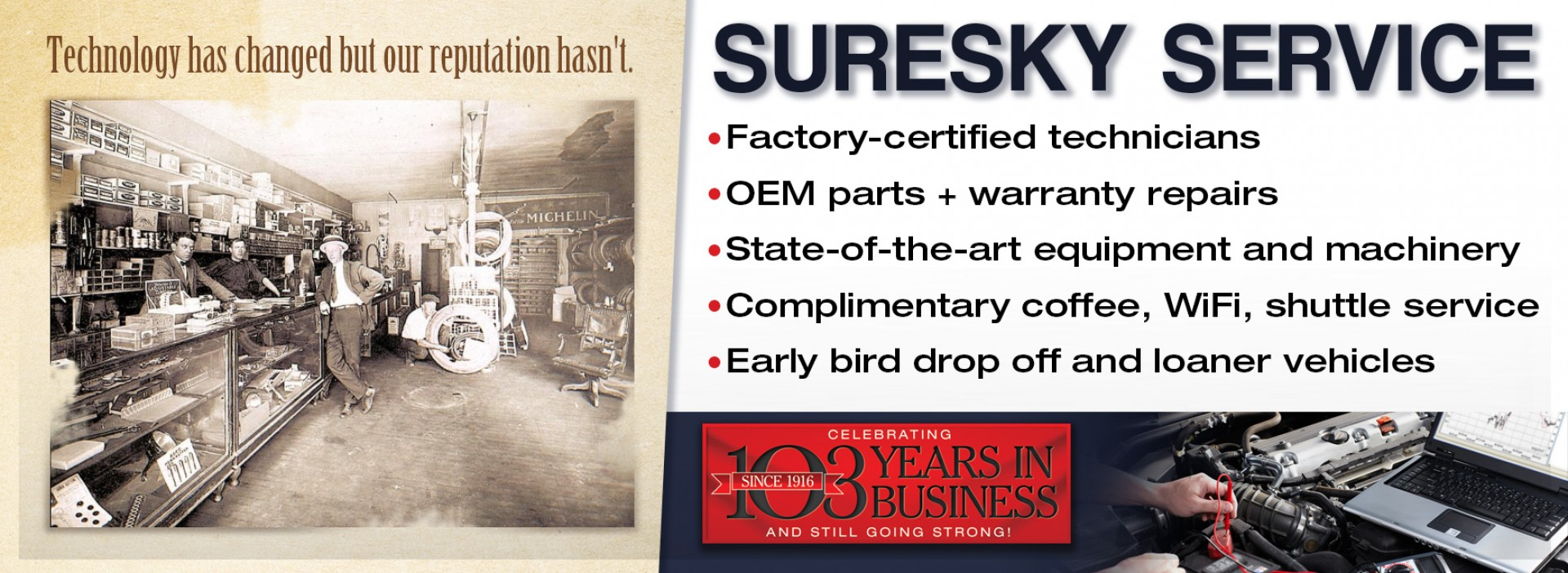 Suresky Service